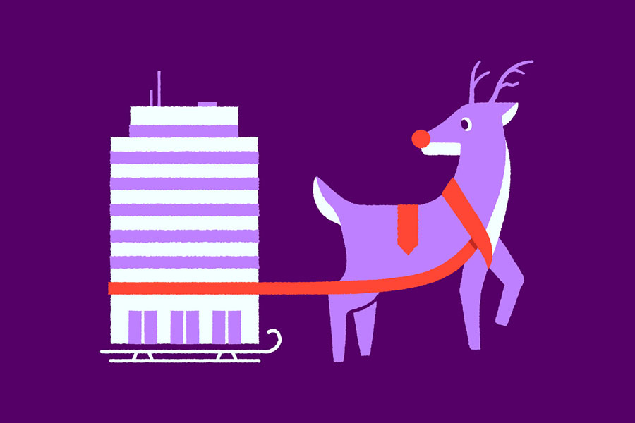 SmartVault: Holiday Campaign