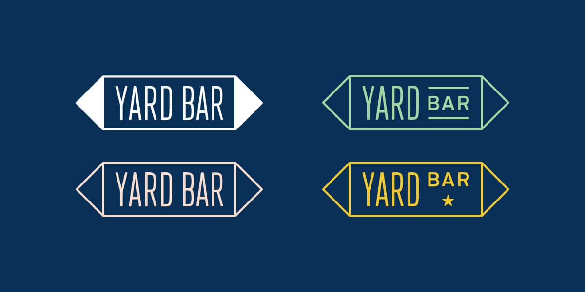 studio-malagon-yard-bar-logo-variations